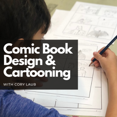 Comic Book Design & Cartooning