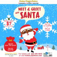 Meet and Greet with Santa!