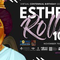 Esther Rolle 100 – Virtual Centennial Birthday Celebration