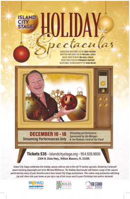 ISLAND CITY STAGE'S  HOLIDAY SPECTACULAR