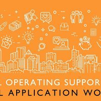 Operating Support Grant: Virtual Application Workshop