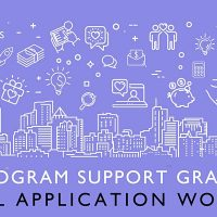 Program Support Grant: Virtual Application Workshop