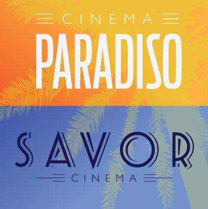 Cinema Paradiso / Savor Cinema