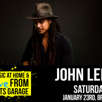 Music at Home & Live from Arts Garage with JohnLee