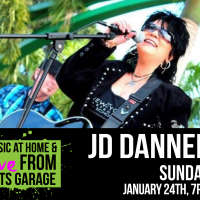 Music at Home & Live from Arts Garage with JD Danner