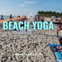 Sunday Beach Yoga Ft Lauderdale