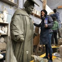 Arts Mean Business Speaker Series with Master Sculptor Nilda Comas (Virtual)