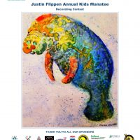 Justin Flippen Annual Kids Manatee Decorating Contest | winner's exhibit