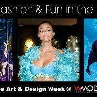 Fantasy, Fashion & Fun in the Fired Arts