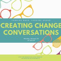 Creating Change Conversation January 2021