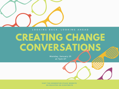 Creating Change Conversation January 2021