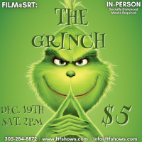 FILM@SRT: The Grinch