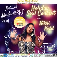 Virtual MUSIC@SRT: Holiday Soul Concert