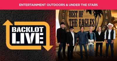Best of the Eagles at Backlot Live at the Broward ...