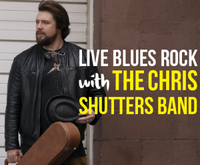 The Chris Shutters Band Returns
