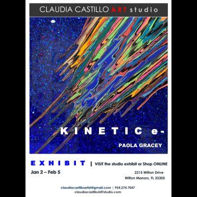 K I N E T I C e- | exhibit