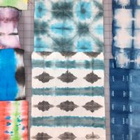 Virtual Print Club: Orizome Dip Dyeing