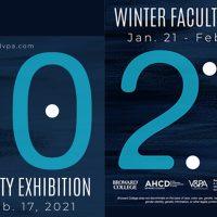 2021 Winter Faculty Exhibition