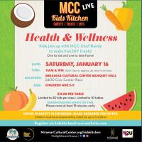 MCC Kids Kitchen LIVE!