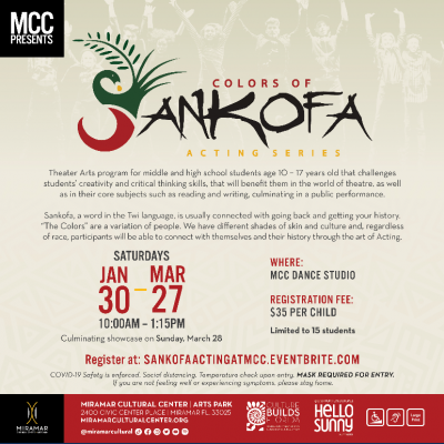 The Colors of Sankofa Acting Series