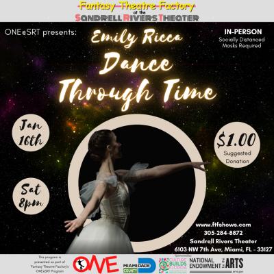 ONE@SRT: Emily Ricca- Dance Through Time