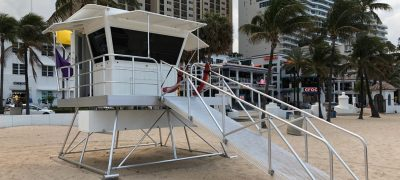 Fort Lauderdale Lifeguard Towers Call to Artists