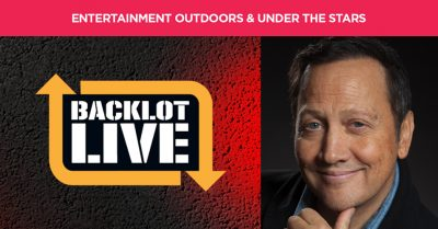Rob Schneider at Backlot Live at the Broward Cente...