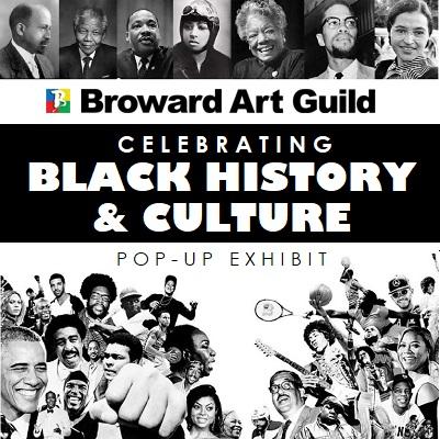Seeking Poets: Celebrating Black History and Culture  Pop-Up Exhibit