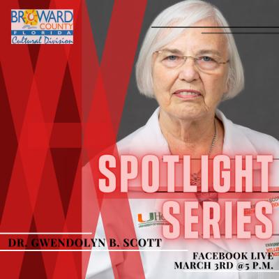 WAM Spotlight Series: Dr. Gwendolyn Scott