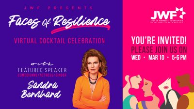 JWF Presents Faces of Resilience , A Celebrati...
