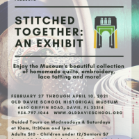 Stitched Together: An Exhibit