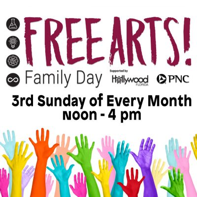 Free Arts! Family Day at Art and Culture Center/Hollywood