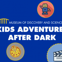 MODS Presents: Kids Adventures After Dark
