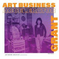 Art Business Accelerator Grant Opportunity