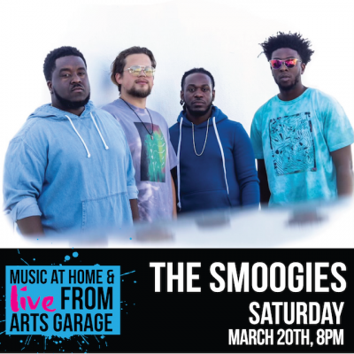 Music at Home & Live from Arts Garage with The...