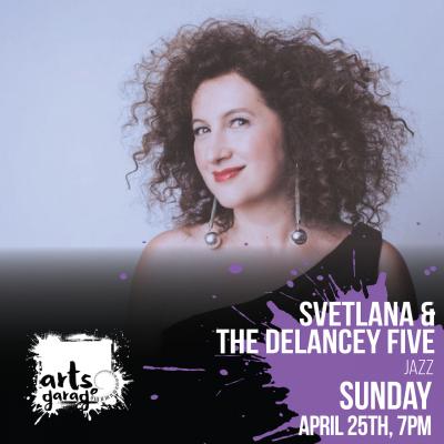 Svetlana & The Delancey Five