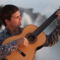 Bob Folse Flamenco Guitarist Livestream on Facebook
