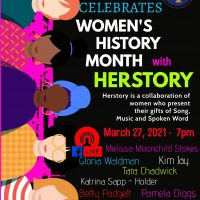 LIVE AT THE AAHH: Women's Herstory Celebration