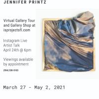 Time, No Longer Emptied of Presence: Jennifer Printz Solo Exhibition