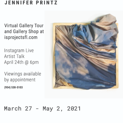 Time, No Longer Emptied of Presence: Jennifer Printz Solo Exhibition