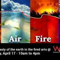 Earth Air Fire Water @ WMODA