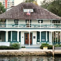 Historic Stranahan House Museum History Happy Hour