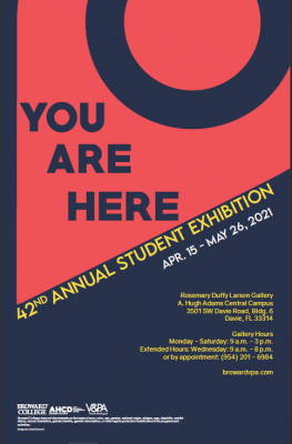 You are Here: 42nd Annual Student Exhibition
