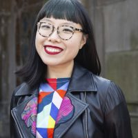 Join the Stonewall Museum for a ZOOM conversation with cartoonist and illustrator Yao Xiao