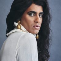 Join the Stonewall Museum a ZOOM conversation with writer and performer ALOK