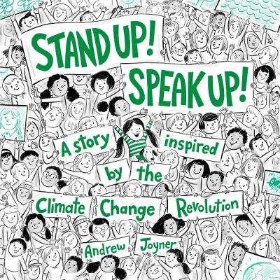 Stand Up, Speak Up, and Show Up! Make a Book for t...