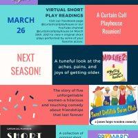 Free! Virtual Original Short Plays