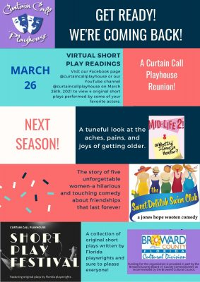 Free! Virtual Original Short Plays