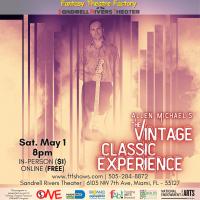 ONE@SRT: Allen Michael's The Vintage Classic Experience
