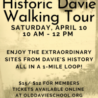 Historic Davie Walking Tour